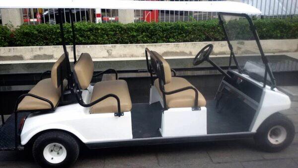 รถกอล์ฟ Club Car DS 4+2
